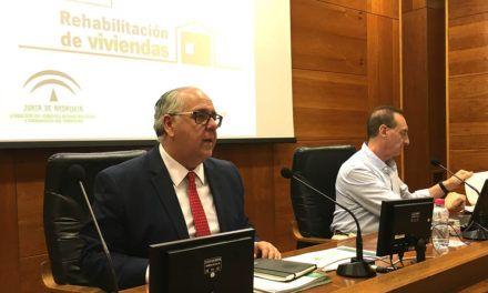 Fomento destina 2,82 millones para la rehabilitación de viviendas y edificios en Jaén