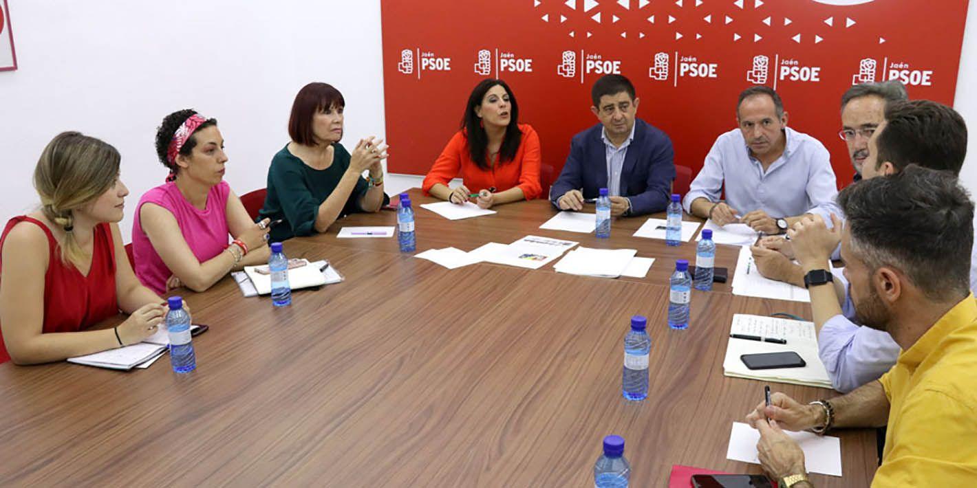 El PSOE considera que «Los Presupuestos andaluces son un fraude en toda regla para Jaén»