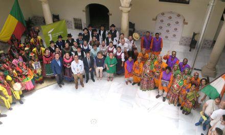 El 33º Folk del Mundo trae a la provincia de Jaén músicas y danzas de Asia, África y Europa