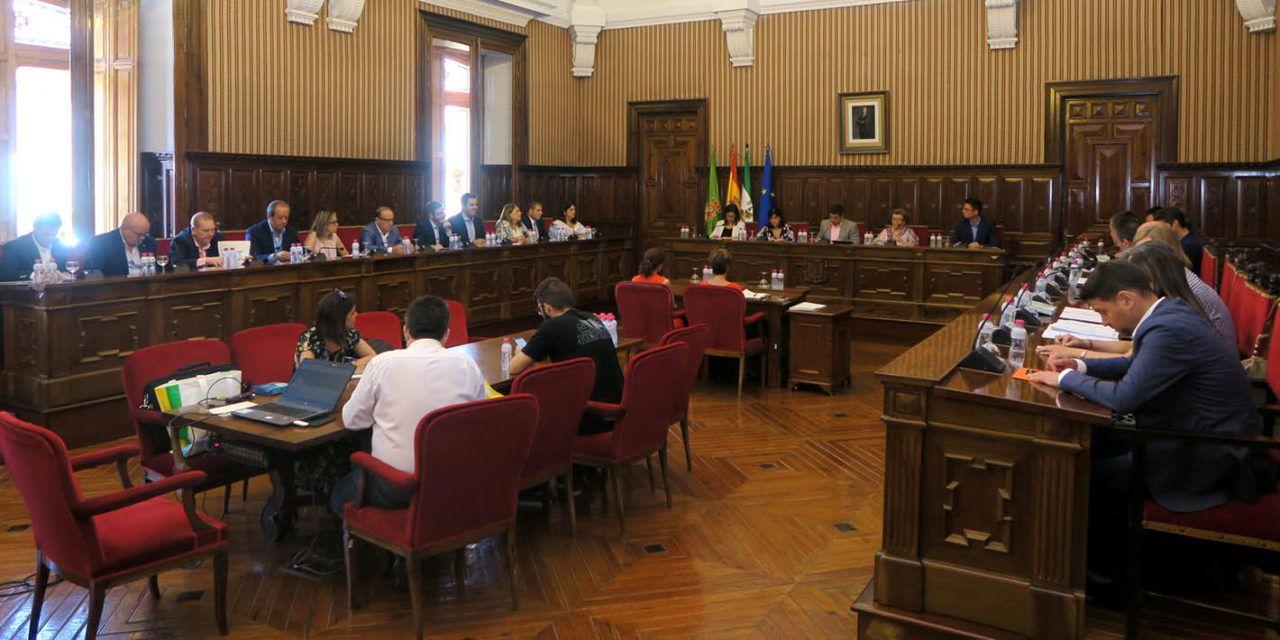 La Diputación aprueba en pleno el organigrama de áreas para este mandato, que incluye 3 vicepresidencias