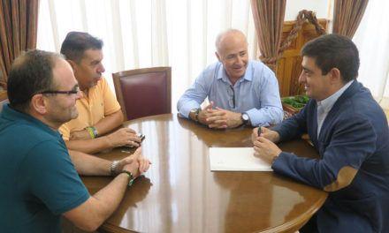 Diputación renueva su compromiso como principal espónsor del Jaén Paraíso Interior FS para la temporada 2019-2020
