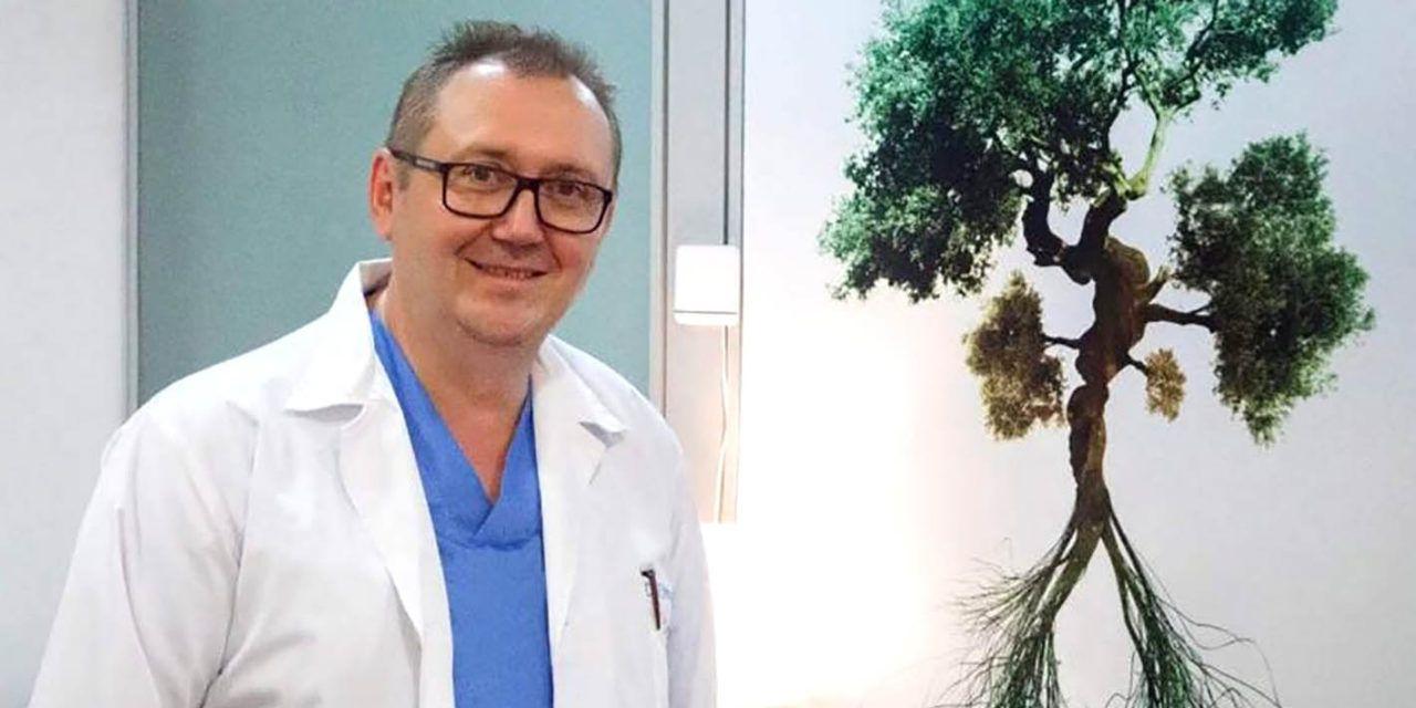 Noventa pacientes se benefician de una técnica vascular que Jaén lidera en Andalucía