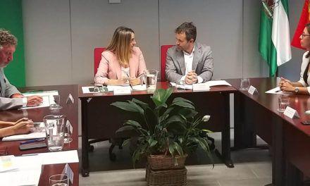 Fomento y el Ayuntamiento retoman la puesta en marcha del tranvía de Jaén