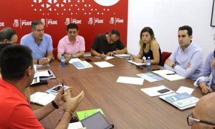 El PSOE presenta una batería de propuestas para mejorar los servicios ferroviarios