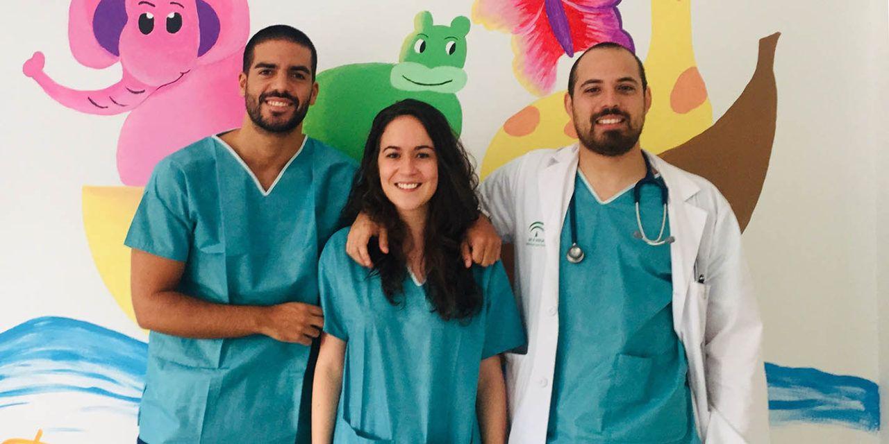 Tres sanitarios del Hospital de Jaén participan en el encuentro nacional de adolescentes con cáncer