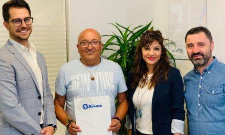 Grupo Avanza firma sendos acuerdos de colaboración con Jaén Rugby y Pasarela Jaén
