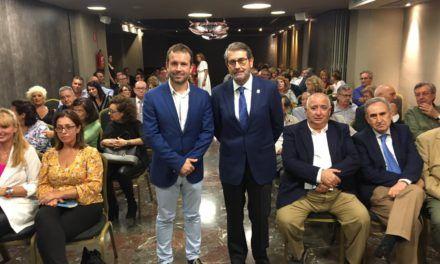 Julio Millán realiza un balance de sus 100 primeros días de Gobierno y expone sus apuestas de futuro para la capital en el Foro Jaén de Opinión y Debate