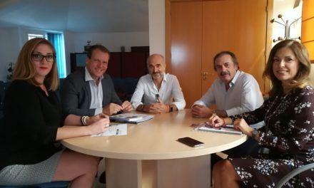 El Imefe apoya la Formación Dual a través de la colaboración con la Asociación de Constructores y Promotores de Obras de Jáen