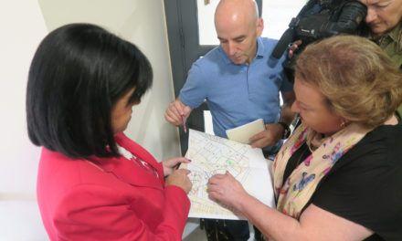 Diputación concederá unos 116.000 metros cuadrados para la construcción de la Ciudad Sanitaria de Jaén