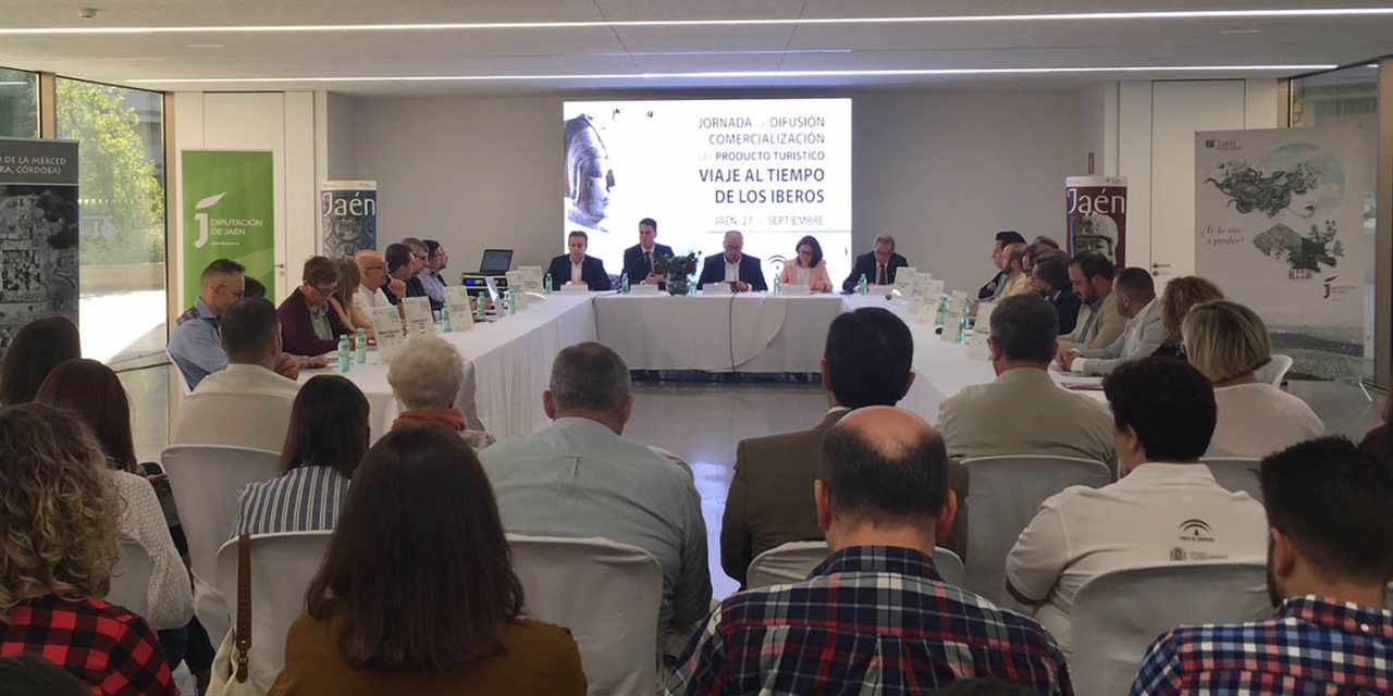 Más de 80 personas analizan el potencial del legado íbero en unas jornadas organizadas por la Diputación