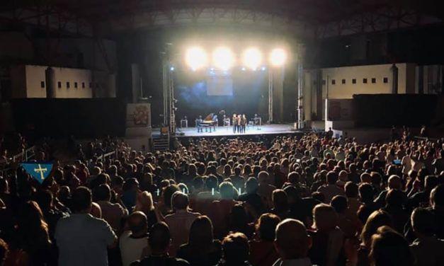 Unas 23.000 personas han asistido al medio centenar de espectáculos de las Noches de Palacio