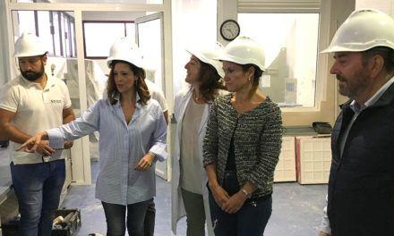 El Centro de Transfusión Sanguínea de Jaén inicia la  reforma y ampliación de su sala blanca