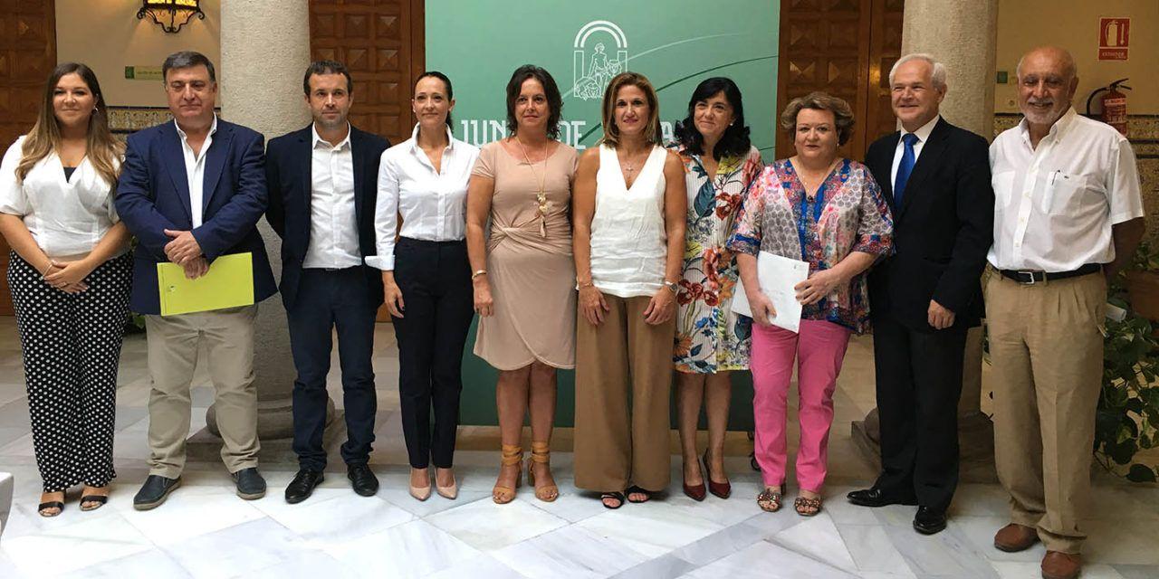 Impulso al proyecto de la Ciudad Sanitaria de Jaén