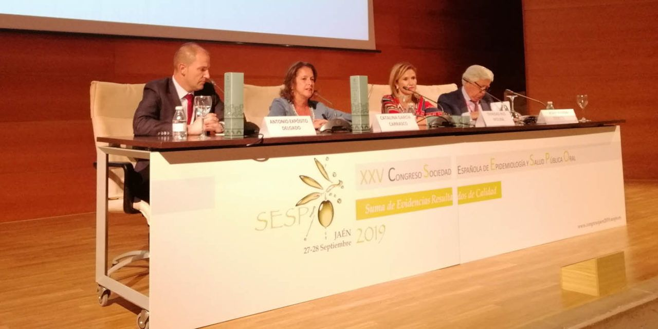Jaén acoge a 250 profesionales en el XXV Congreso de la Sociedad Española de Epidemiología y Salud Pública Oral