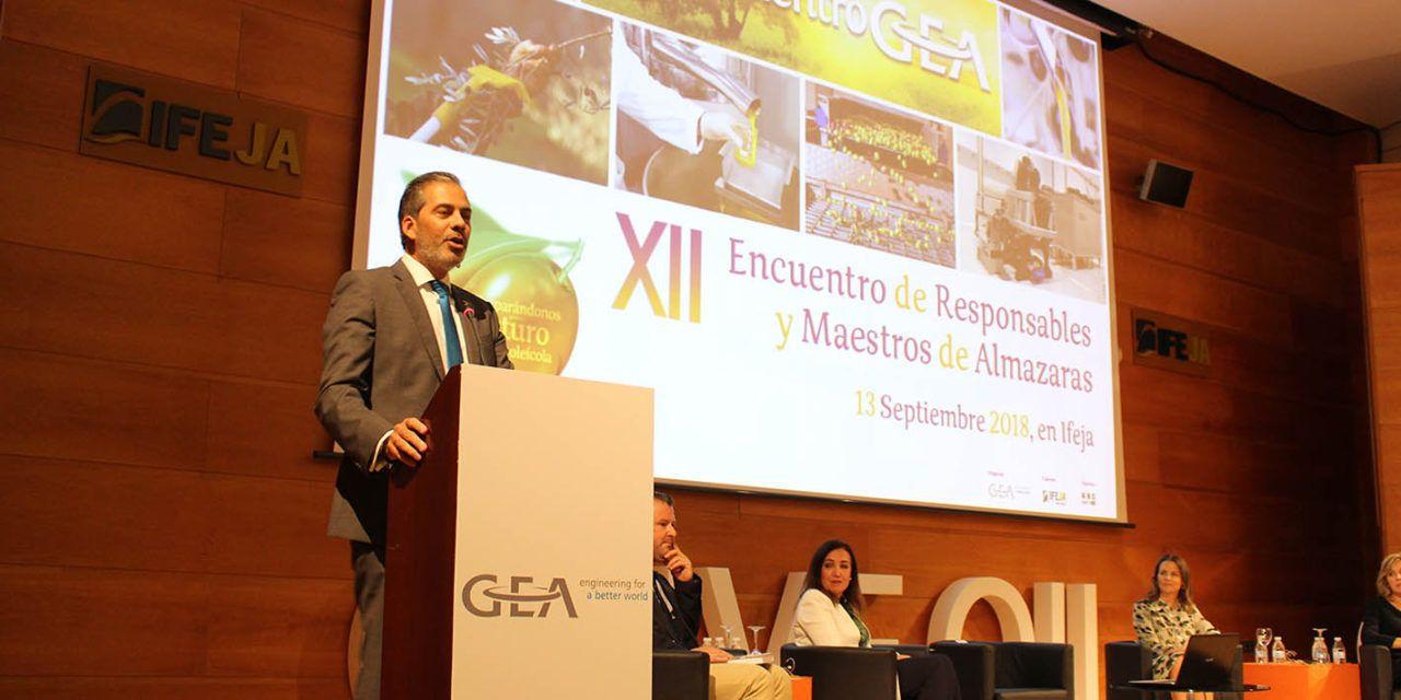 GEA organiza mañana el XIII Encuentro de Responsables y Maestros de Almazara, uno de los mayores eventos formativos del sector oleícola en España