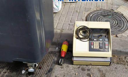 SUCESOS | Los TEDAX intervienen ante el hallazgo de una supuesta granada explosiva en Jaén