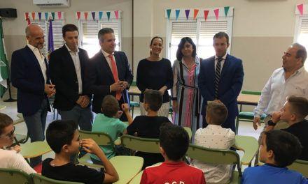 Acto oficial de inauguración del curso escolar en el Colegio Navas de Tolosa