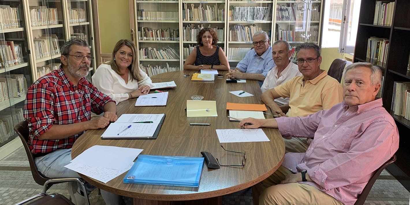 Constituida la Junta Gestora del Centro de Estudios Linarenses