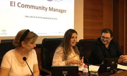 Andalucía LAB imparte un curso monográfico sobre Community Manager en Jaén