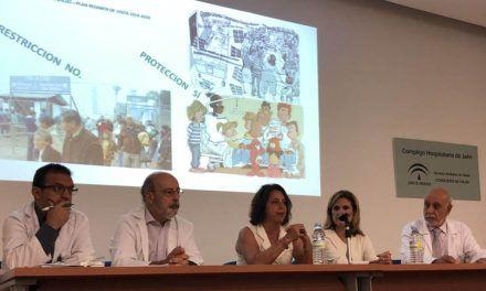 El Hospital de Jaén ultima un nuevo plan de visitas para mejorar la atención a pacientes