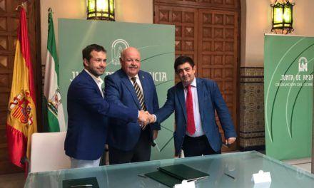 Junta, Diputación y Ayuntamiento firman la puesta a disposición de los terrenos para la Ciudad Sanitaria de Jaén