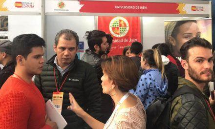 La UJA ha participado en septiembre en las principales citas de internacionalización