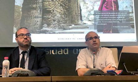 La UJA presenta la plataforma electrónica del Corpus de Literatura Oral con 5.000 muestras de libre acceso