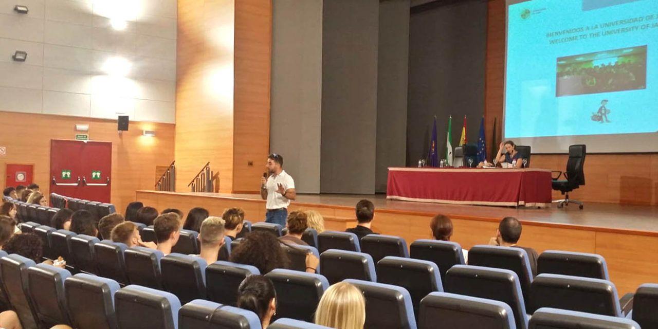 La UJA ofrece en sus campus de Jaén y Linares charlas informativas dirigidas a sus estudiantes de movilidad internacional