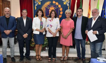 La enfermera y profesora de la UJA, Mª Luisa Grande, nueva presidenta de la Comisión Ética y Deontológica del Colegio de Enfermería