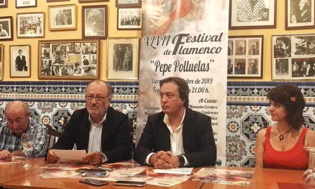 Vuelve el Festival de Flamenco 'Pepe Polluelas'