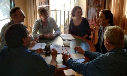 El Ayuntamiento y la UJA establecerán un convenio de colaboración para que los alumnos del grado de Arqueología realicen prácticas en Marroquíes Bajos