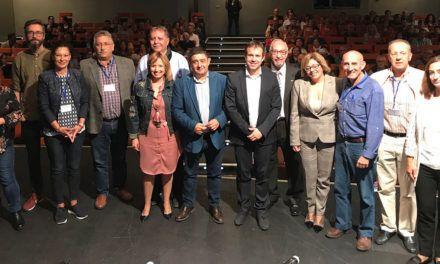 El cambio climático centra el VI Encuentro Provincial de Asociaciones Vecinales de la provincia de Jaén