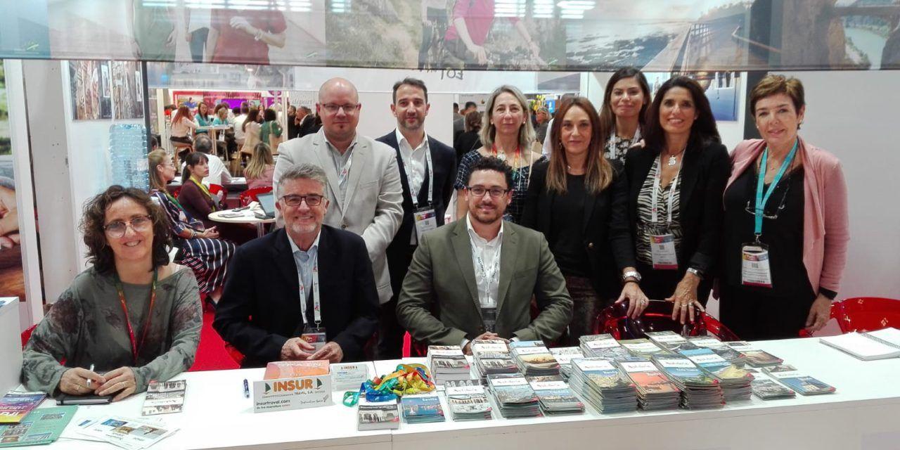 La Diputación de Jaén promociona en París la oferta de turismo cultural y gastronómico de la provincia