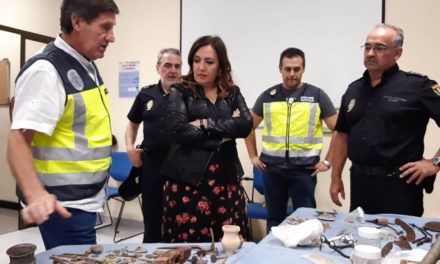 SUCESOS | La Policía Nacional concluye la Operación Reina en la lucha contra el expolio del Patrimonio Histórico en Jaén