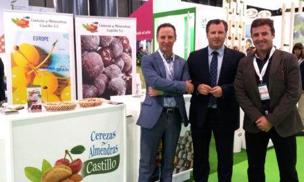 Degusta Jaén se promocionan en la Fruit Attraction, la mayor feria de frutas y hortalizas de España