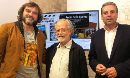 Fernando Colomo protagoniza el regreso tras el verano de los Encuentros con el Cine de Diputación