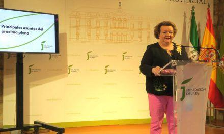 """El pleno de la Diputación abordará un Plan Provincial de Obras y Servicios 2020 """"más eficaz y eficiente"""""""