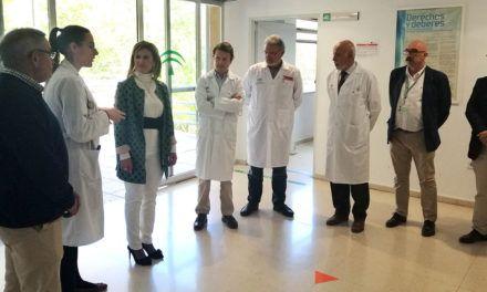 El Hospital de Jaén pone rostro a los profesionales que atienden a pacientes con Ictus