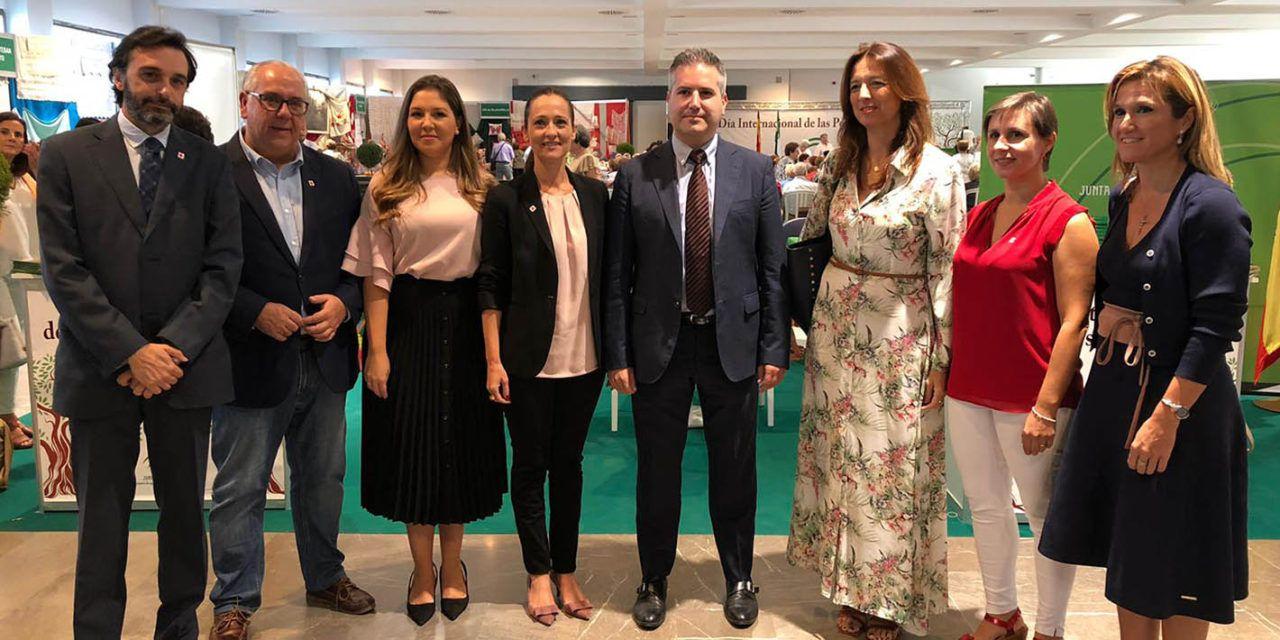 El Recinto Provincial de Ferias y Congresos de Jaén alberga la 'III Feria del Mayor'