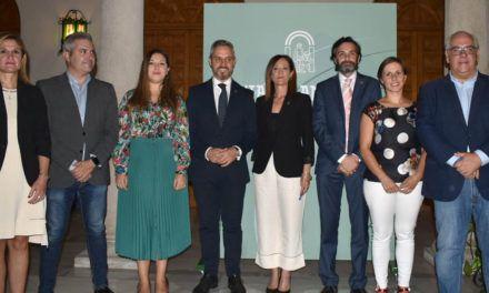 Presentados los ejes del Presupuesto de Andalucía en Jaén