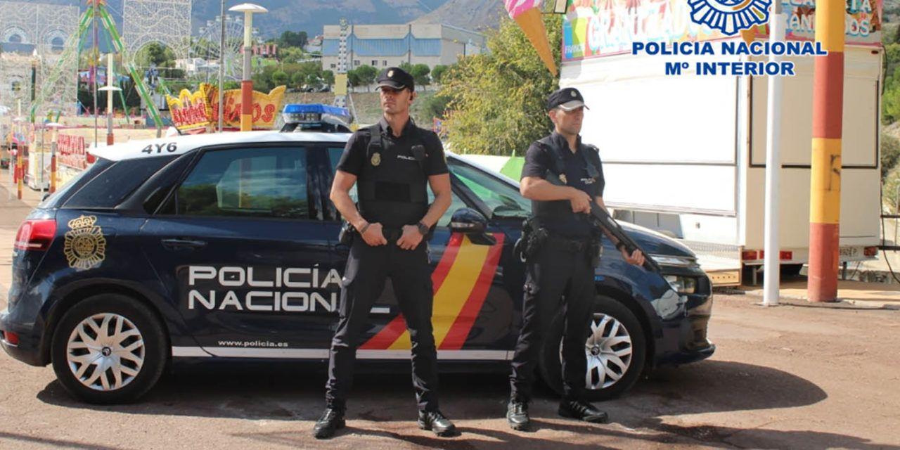 SUCESOS | Detenido hombre por hacer fotos íntimas en la Feria de Jaén