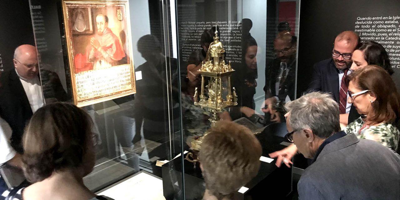La UJA dedica su espacio 'Obra Invitada' al que fuera Obispo de Jaén hace 400 años, el cardenal Moscoso y Sandoval
