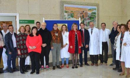 El Hospital de Jaén entrega los premios del XIII concurso literario dirigido a pacientes de Salud Mental