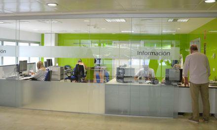 El Hospital Universitario de Jaén reubica las áreas de admisión e información