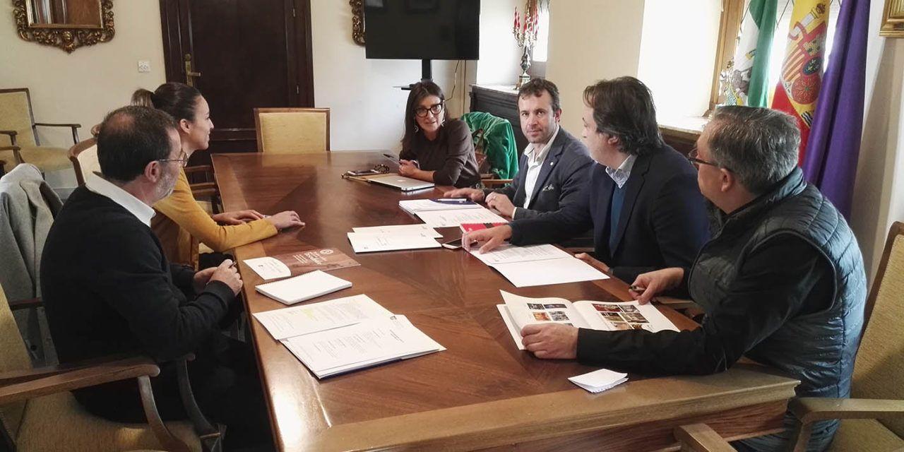 Jaén acogerá a finales de año la asamblea general de la Red Nacional de Juderías