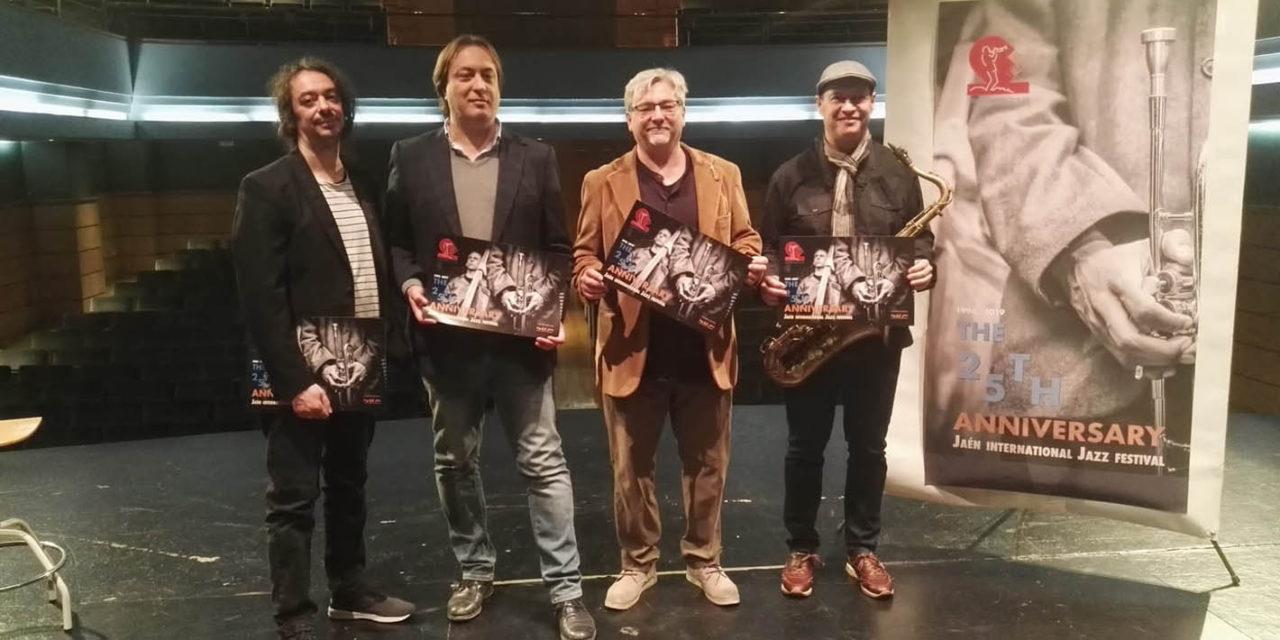 Llega el XXV Festival Internacional de Jazz de Jaén