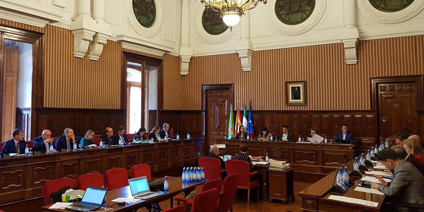 La Diputación aprueba para 2020 un presupuesto de casi 259 millones de euros