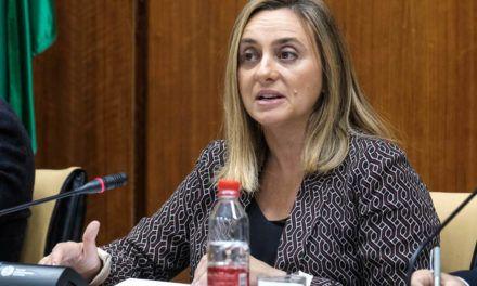 """La Consejera Marifrán Carazo cifra en 38 millones de euros el """"sobrecoste"""" del tranvía de Jaén"""