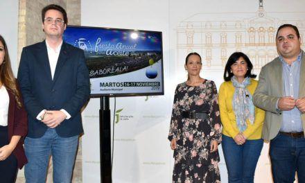 VÍDEO | Extenso programa de actividades para la 'VI Fiesta del Primer Aceite de Jaén'