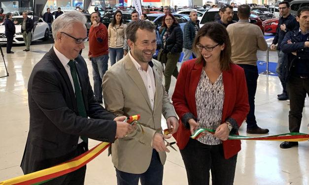 Arranca el 'Factory Cars' en IFEJA con casi 500 vehículos nuevos y Km. 0 a la venta